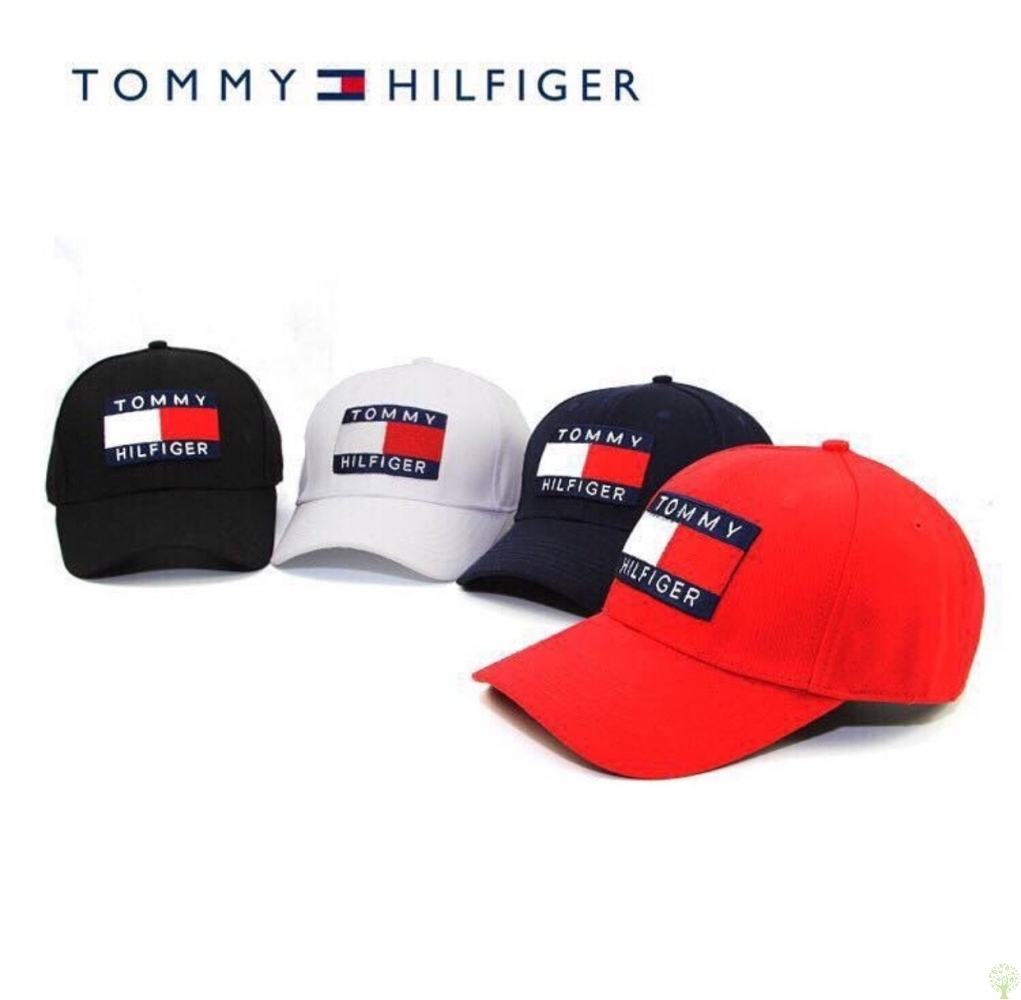 Tommy Hilfiger accessories line.